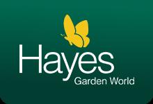 Hayes Garden World Voucher Codes