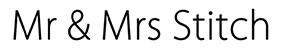 Mr and Mrs Stitch Voucher Codes