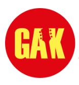GAK Voucher Codes
